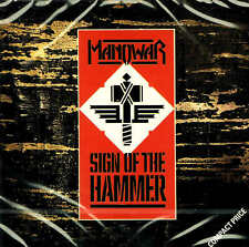 Manowar - Sign of the hammer ** NEU + OVP ** Heavy Metal