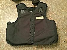 XXL Body Armor Bullet Proof Vest Plate carrier w / panels level II+stab