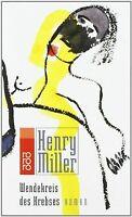 Wendekreis des Krebses von Miller, Henry   Buch   Zustand gut