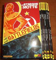 BATTLEFIELDS Serie COMPLETA 1/8 di Garth Ennis - NUOVO sconto + del 50%