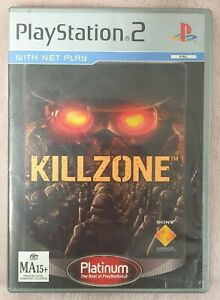 Killzone for Sony PS2 - AUS PAL with Warranty & Great Disc from AUS Seller