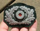 ORIGINAL WW2 German Army Wehrmacht Dress Hat Cap Badge w/ Cockade Bullion