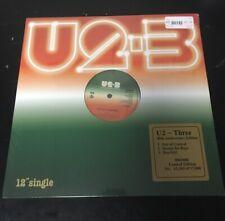 U2 THREE 40TH ANNIVERSARY EDITION RSD 2019 VINYL LIMITED