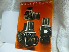 Hasselblad Victor Photography Book  58 pages vgc rare item