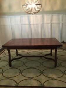 Henredon Acquisitions Orleans Rectangular Dining Table