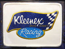 KLEENEX RACING ~ Willabee & Ward TIM FEDEWA NASCAR RACE TEAM PATCH ~ Patch Only