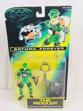 Kenner Batman Forever The Riddler W/Trapping Brain-Drain Helmet Active Figurine