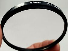 Hoya Skylight 1B 58mm Camera Lens Filter used no case but n excellent condition*