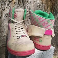 Etnies KAB (Keep A Breast) Woozy Eco Athletic Skate Shoes  Women's Size 10