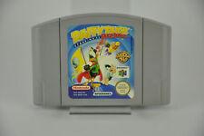 Daffy Duck Starring As Duck Dodgers EUR - Nintendo 64 - N64 - used