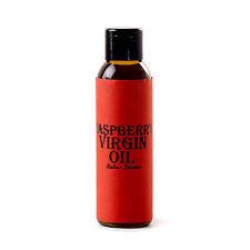 Mystic Moments | Raspberry Seed Virgin Oil - 100% Pure - 125ml (OVRASPVIRG100)