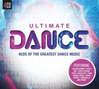Various Artists / Ultimate Dance: Greatest Dance Music (4 CD) *NEW* CD