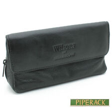 Sharrow COMBINATION PIPE TOBACCO POUCH (FOR PIPESMOKER) LEATHER HIGH QUALITY