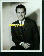 JEFFREY HUNTER VINTAGE 8X10 PHOTO HANDSOME PORTRAIT 1962 UNIVERSAL PICTURES