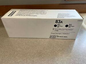 HP Toner 83A Black (CF283AD)