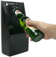 More details for professional wall mounted stand up bar pub bottle opener cap catcher mountable