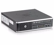 HP Compaq 8200 Elite include Core i5-2400s 2,5 GHz 4gb 320gb win7 Mini PC + Power Supply