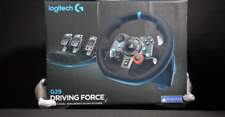 Logitech G29 Driving Force for PS4 & PS3 Boxed - 'The Masked Man'