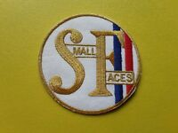 POP, ROCK, PUNK, METAL MUSIC SEW ON & IRON ON PATCH:- THE SMALL FACES