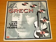 """SEALED 70s LP - RICK GRECH - RSO 876 - """"THE LAST FIVE YEARS"""""""