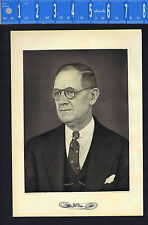 Arthur H. Cummings, Insurance, West Virginia - 1941 Print