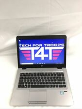 HP Elitebook 840 G3 Intel i5 2.3GHz 222GB SSD 8GB RAM Windows 10 Pro 14""