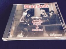 Smartass Attitude Depression Bourbon CD 1993 Atlanta, GA Hair Blooz Rock Metal