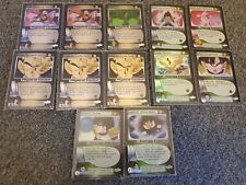 Dragonball Z Ccg Foil Lot Commons and Rares