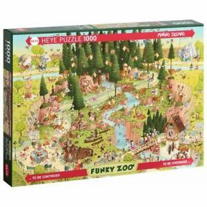 Heye Black Forest Habitat 1000pc Puzzle (New)