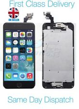 iPhone 6 Plus Black LCD Screen Display with Home Button, Speaker and Camera