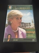 NBC NEWS PRESENTS DIANA REVEALED - THE PRINCESS NO ONE KNEW DVD ANN CURRY