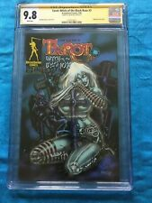 Tarot Witch of the Black Rose #3 - Broadsword - CGC SS 9.8 - Signed by Balent