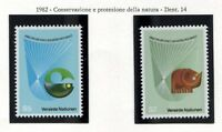 19325) UNITED NATIONS (Vienna) 1982 MNH** Nature