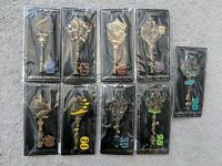 D23 2019 WDI MOG Attraction Anniversary Keys 9 Pin Set LE 300 (In Hand)