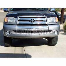 2003 - 2013 Toyota Tundra Blue Halo Angel Eye Fog Lamps Angel Eye Driving Lights