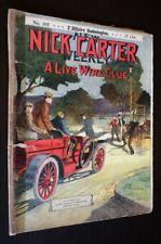 Nick Carter (1e série - n°195) : L'Affaire Badmington