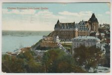 Canada postcard - Chateau Frontenac from Laval, Quebec - P/U