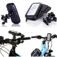 360° Bicycle Motor Bike Waterproof Phone Case Mount Holder For All Mobile Phones
