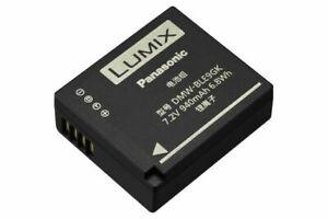 Panasonic LUMIX DMW-BLE9 battery