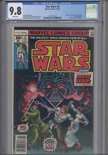 Star Wars #4  CGC 9.8 1977 Marvel Comic: First Print 1:0 Variant NEW CGC FRAME