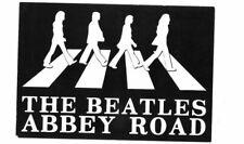 the Beatles postcard - no writing on the postcard