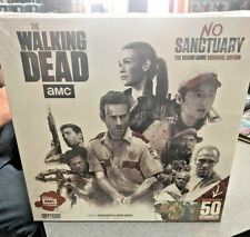 The Walking Dead No Sanctuary Board Game Cryptozoic Factory Sealed