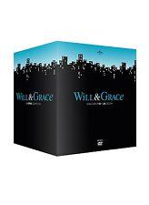 Will & Grace - Stagione 01-08 (34 Dvd) ITALIANO  ORIGINALE SIGILLATO