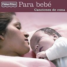 Fisher Price: Para bebé: Canciones de Cu CD