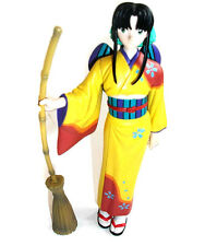 "SAMURAI X Japanese Manga Anime Tokyopop 6"" action figure + accessory, NICE"