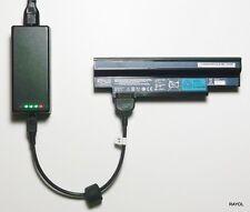Externo Portátil Cargador de batería para Acer Aspire One 532, Nav50, Um09h31, Um09h51