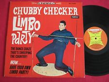 ROCK LP - CHUBBY CHECKER - LIMBO PARTY - PARKWAY 7020 STEREO