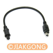 NIKON ML-3 MC-30 MC-36 -26 jack to MC-DC2 plug Adapter