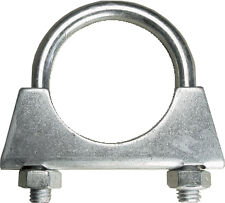Exhaust Clamp Clip BZP Bright Zinc Plated Steel. Choice of Size