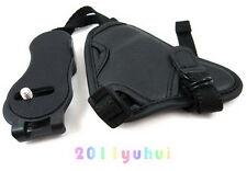 Leather Hand Wrist Grip Strap For Nikon D90 D7100 D3300 D3200 D5200 D5300 D7500